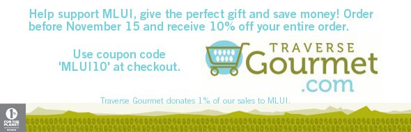 Traverse Gourmet Coupon
