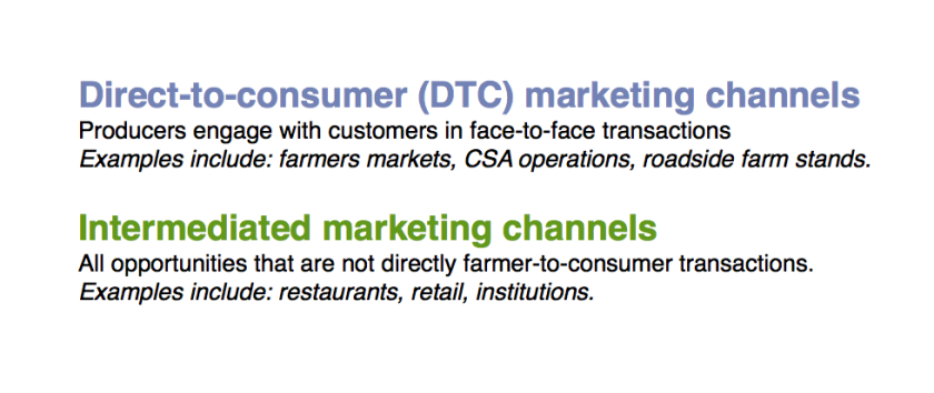 DTC vs.Intermediated Marketing Channels