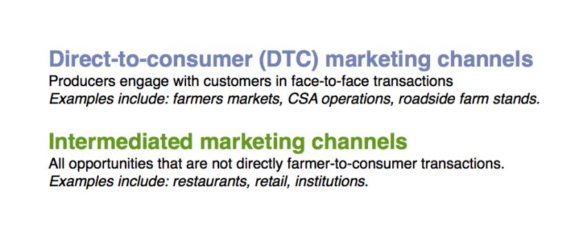 DTC vs.Intermediated Marketing Channels