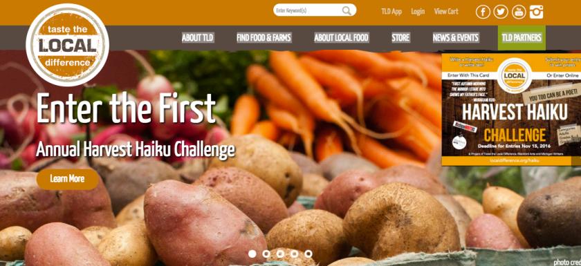Harvest Haiku Challenge